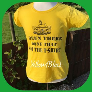 Been There... Ladies T-shirt